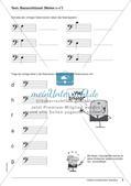 Musiktheorie-Spiele: Lernzielkontrollen Preview 5