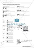 Musiktheorie-Spiele: Lernzielkontrollen Preview 6
