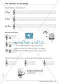 Musiktheorie-Spiele: Lernzielkontrollen Preview 8