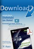 Lesekrimi: Diebstahl im Hotel Preview 1