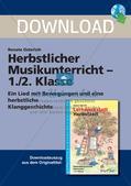 Herbstlicher Musikunterricht Preview 1