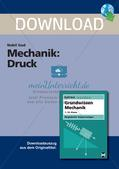 Mechanik: Druck Preview 1