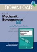 Mechanik: Bewegungen Preview 1