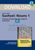 Suchsel: Nouns Preview 1