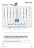 Wortschatz: Suchsel zu Nouns Preview 16