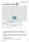 Wortschatz: Nomen-Suchsel Preview 7