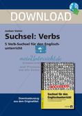 Suchsel: Verbs Preview 1