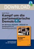 Kampf um die parlamentarische Demokratie Preview 1