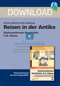 Das Reisen in der Antike Preview 1
