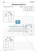 Stochastik: Die Bestimmung von Wertpaaren Preview 3