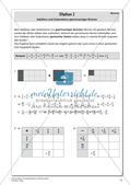 Die Grundrechenarten mit Bruchzahlen Preview 13