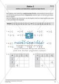 Die Grundrechenarten mit Bruchzahlen Preview 14