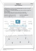 Die Grundrechenarten mit Bruchzahlen Preview 15