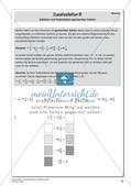 Die Grundrechenarten mit Bruchzahlen Preview 20