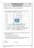 Die Grundrechenarten mit Bruchzahlen Preview 22