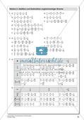 Die Grundrechenarten mit Bruchzahlen Preview 24