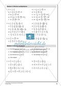 Die Grundrechenarten mit Bruchzahlen Preview 25