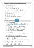 Die Grundrechenarten mit Bruchzahlen Preview 28