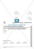 Terme und binomische Formeln: Ausmultiplizieren Preview 6