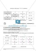 Terme und binomische Formeln: Ausklammern Preview 7