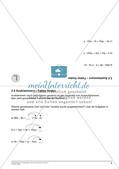 Terme und binomische Formeln: Ausklammern Preview 8
