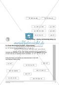 Terme und binomische Formeln Preview 6