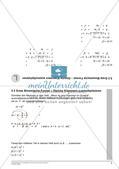 Terme und binomische Formeln Preview 7