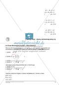 Terme und binomische Formeln Preview 8