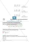 Die zweite binomische Formel Preview 10