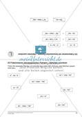 Lernbausteine: Terme und binomische Formeln 7 Preview 12