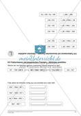Lernbausteine: Terme und binomische Formeln 7 Preview 13