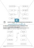 Lernbausteine: Terme und binomische Formeln 7 Preview 5