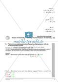 Lernbausteine: Terme und binomische Formeln 7 Preview 6