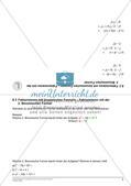 Lernbausteine: Terme und binomische Formeln 7 Preview 7
