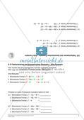Lernbausteine: Terme und binomische Formeln 7 Preview 9