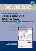 Jesus und die Menschen Preview 1