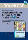 Mathematik im Alltag: In der Schule Preview 1