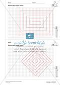 Das geometrische Zeichnen: Linien und Strecken Preview 16