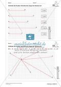 Das geometrische Zeichnen: Linien und Strecken Preview 18