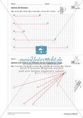 Das geometrische Zeichnen: Linien und Strecken Preview 19