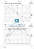 Das geometrische Zeichnen: Linien und Strecken Preview 4