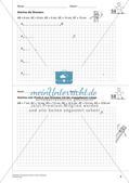 Das geometrische Zeichnen: Linien und Strecken Preview 8