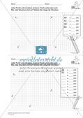Das geometrische Zeichnen: Linien und Strecken Preview 9
