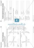 Die linearen Funktionen Preview 11