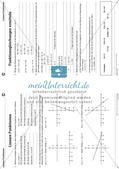Die linearen Funktionen Preview 12