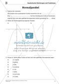Die quadratischen Gleichungen und Funktionen Preview 11