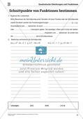 Die quadratischen Gleichungen und Funktionen Preview 15
