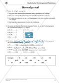 Die quadratischen Gleichungen und Funktionen Preview 17