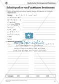 Die quadratischen Gleichungen und Funktionen Preview 21