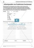 Die quadratischen Gleichungen und Funktionen Preview 9